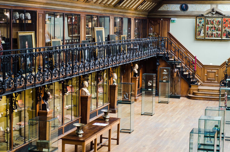 Interior - Museum of the History of Medicine