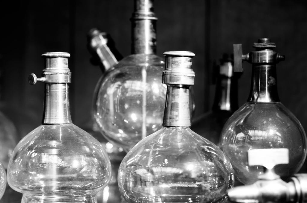 Bottles for varying uses