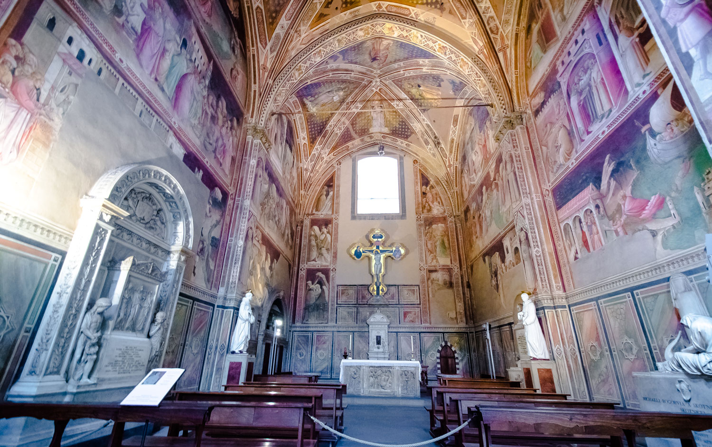 Santa Croce Interior Florence