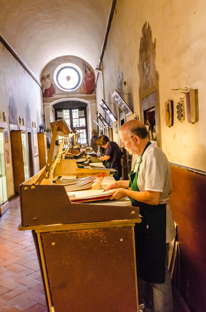 Santa Croce Leather Workers