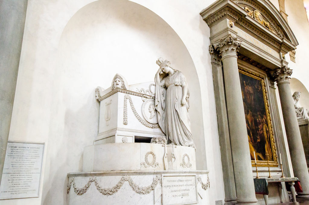 Victorio Alferio Astensi's tomb