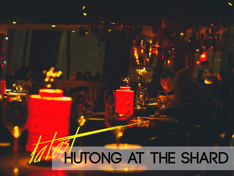 Hutong at The Shard Review